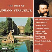 Strauss, Jr.: The Best of Johann Strauss, Jr. by Various Artists
