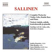 Sallinen: Complete Works for Violin, Cello, Double Bass and Piano by Various Artists