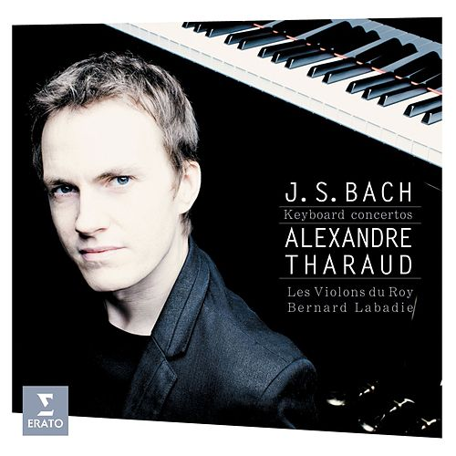 J.S. Bach Piano Concertos BWV1052, 1054, 1056, 1058, 1065 by Alexandre Tharaud