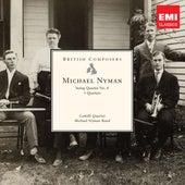 String Quartet No.4; Three Quartets by Various Artists