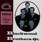 Bibletone: Blackwood Brothers Quartet 1953 Vol. 1 by Blackwood Brothers Quartet