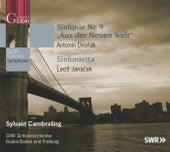Dvorak: Sinfonie Nr. 9 'Aus der Neuen Welt' - Janacek: Sinfonietta by Sylvain Cambreling