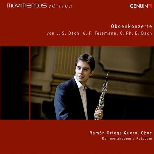 Oboe Concertos by J.S. Bach, Telemann & C.P.E. Bach by Ramon Ortega Quero