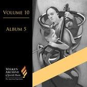 Weinberg: String Quartet - Secunda: String Quartet - Milhaud: Etudes sur des themes liturgiques du Comtat Venaissin - Zorn: Kol nidre by Various Artists