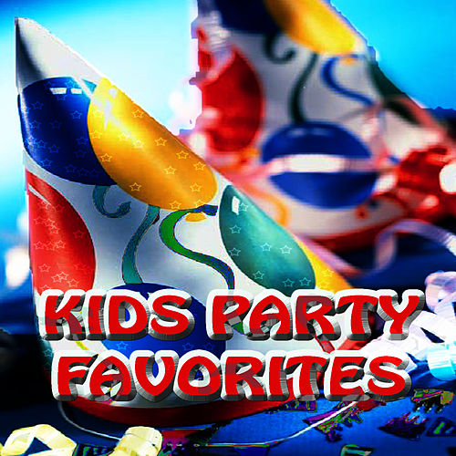 Kids Party Music Favorites by Kids Party DJ's