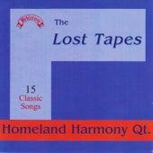 Bibletone: Homeland Harmony Quartet The Lost Tapes by Homeland Harmony Quartet