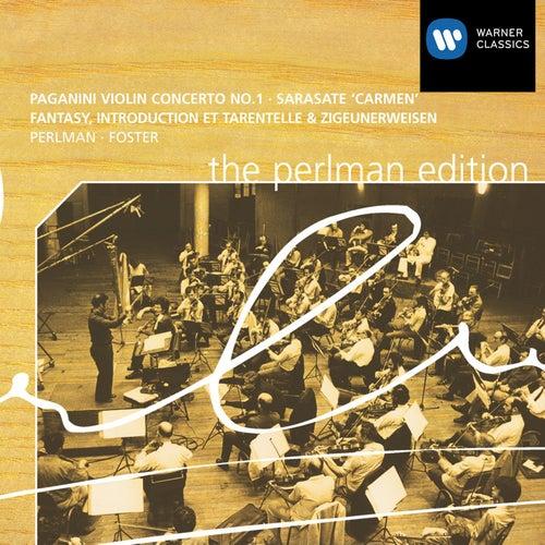 The Perlman Edition: Paganini Violin Concerto by Itzhak Perlman