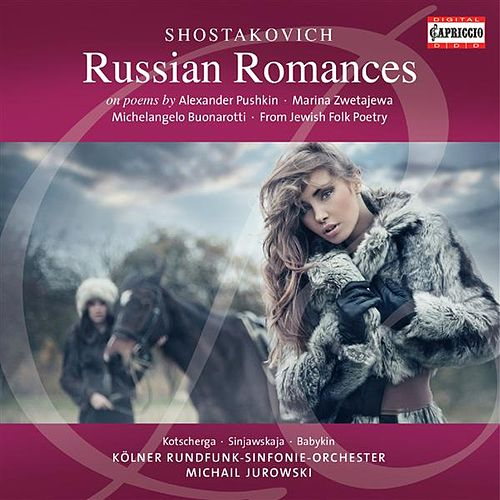 Russian Romances by Michail Jurowski