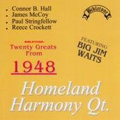 Bibletone: Twenty Greats From 1948 by Homeland Harmony Quartet