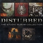 The Studio Album Collection von Disturbed