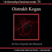 Oistrakh Kogan Prokofiev by Various Artists