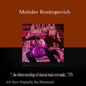 Mstislav Rostropovich by Mstislav Rostropovich