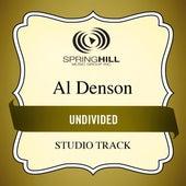 Undivided (Studio Track) by Al Denson