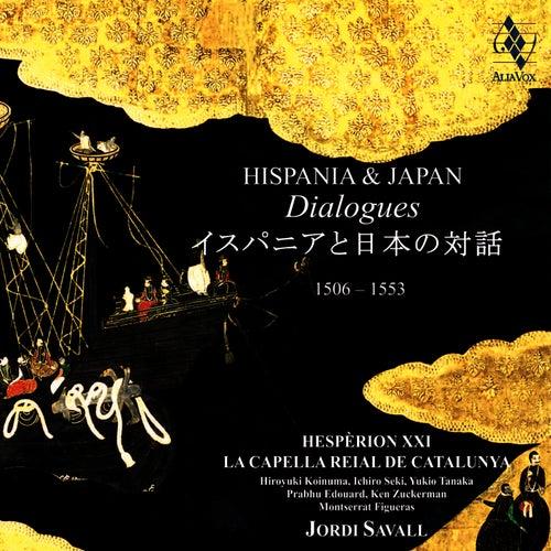 Hispania & Japan - Dialogues by Jordi Savall