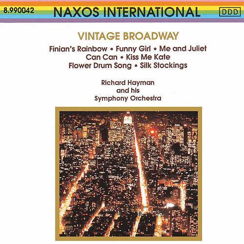 Vintage Broadway by Richard Hayman