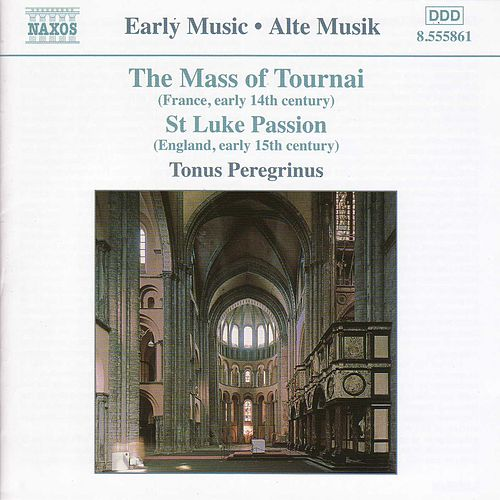 Mass of Tournai / St. Luke Passion by Antony Pitts