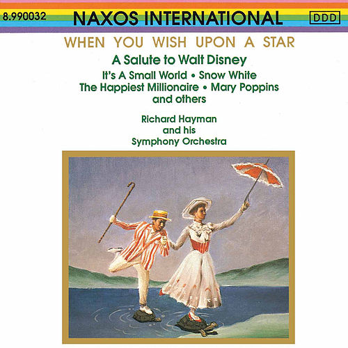 When You Wish Upon A Star by Richard Hayman