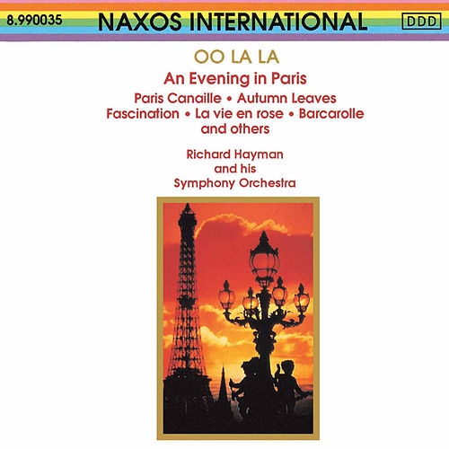 Evening In Paris (An) by Richard Hayman