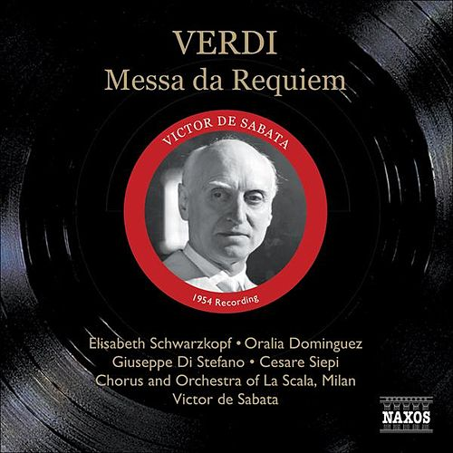 Verdi: Messa Da Requiem (Schwarzkopf, Di Stefano, De Sabata) (1954) by Various Artists