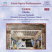 Verdi: Otello (Martinelli, Rethberg, Panizza)(1938) by Elisabeth Rethberg