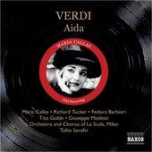 Verdi: Aida (Callas, Tucker, Serafin) (1955) by Fedora Barbieri