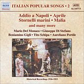 Italian Popular Songs, Vol. 2 (1926-1953) by Various Artists