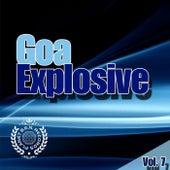 Goa Explosive Vol. 7 - Goa Trance by Various Artists