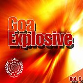 Goa Explosive Vol. 6 - Goa Trance by Various Artists