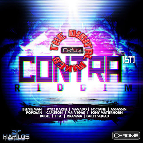 Contra Riddim (The Digital Mixes) by Various Artists