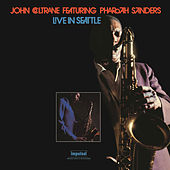 Live In Seattle by John Coltrane