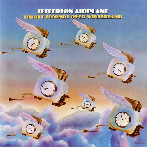 Thirty Seconds Over Winterland by Jefferson Airplane