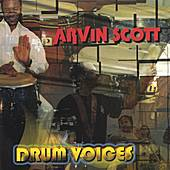Drum Voices by Arvin Scott