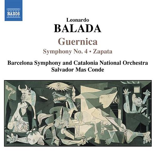 Balada: Guernica / Symphony No. 4 / Zapata by Salvador Mas Conde