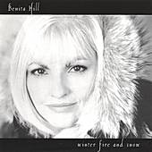 Winter Fire and Snow by Benita Hill