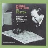 Pierre Monteux in Boston (1951-1958) by Pierre Monteux