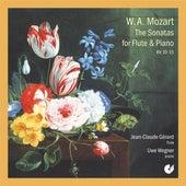 Mozart: The Sonatas for Flute & Piano by Jean Claude Gerard