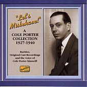 Porter, Cole: Let's Misbehave! (1927-1940) by Various Artists
