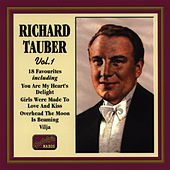 Tauber, Richard: 18 Favourites (1927-1939) by Richard Tauber