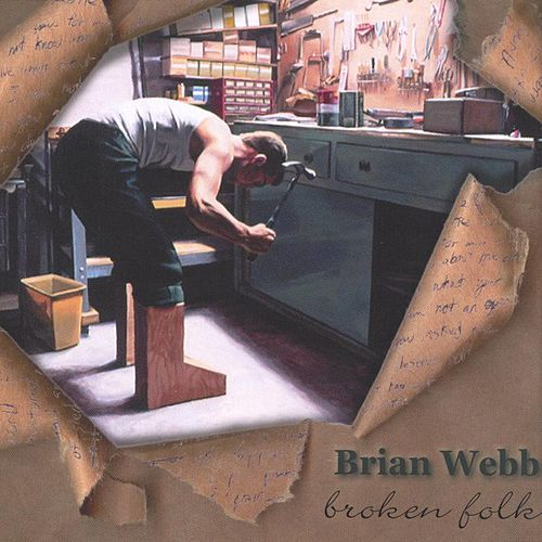 Broken Folk by Brian Webb