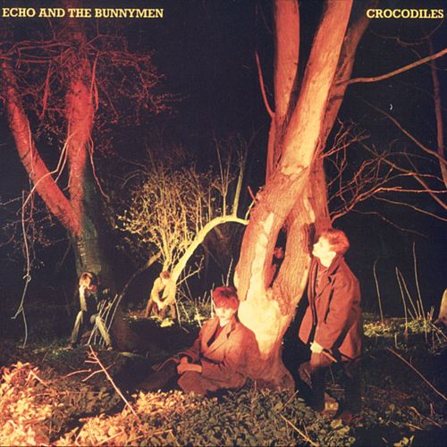 Crocodiles by Echo and the Bunnymen