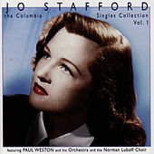 The Columbia Singles Collection, Vol. 1 by Jo Stafford
