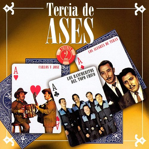 Tercia de Ases, Vol. 2 [2004] by Various Artists