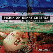 Pickin' On Kenny Chesney: A Bluegrass Tribute... by Pickin' On