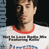 Not In Love (Radio Mix, Feat. Kelis) by Enrique Iglesias