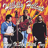 Rev it up with Taz by Hillbilly Hellcats