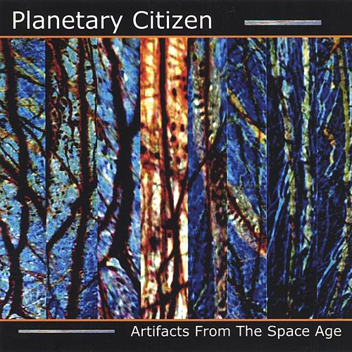 Artifacts From The Space Age by Planetary Citizen