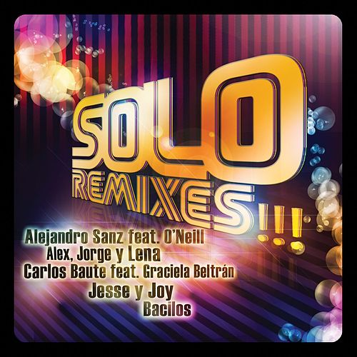 Solo Remixes by Various Artists