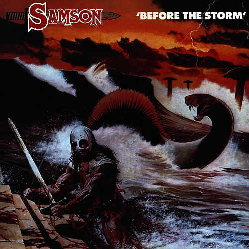 Before The Storm by Samson