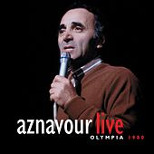 Olympia 80 by Charles Aznavour