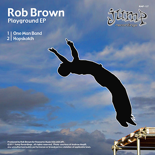 Playground EP by Rob Brown